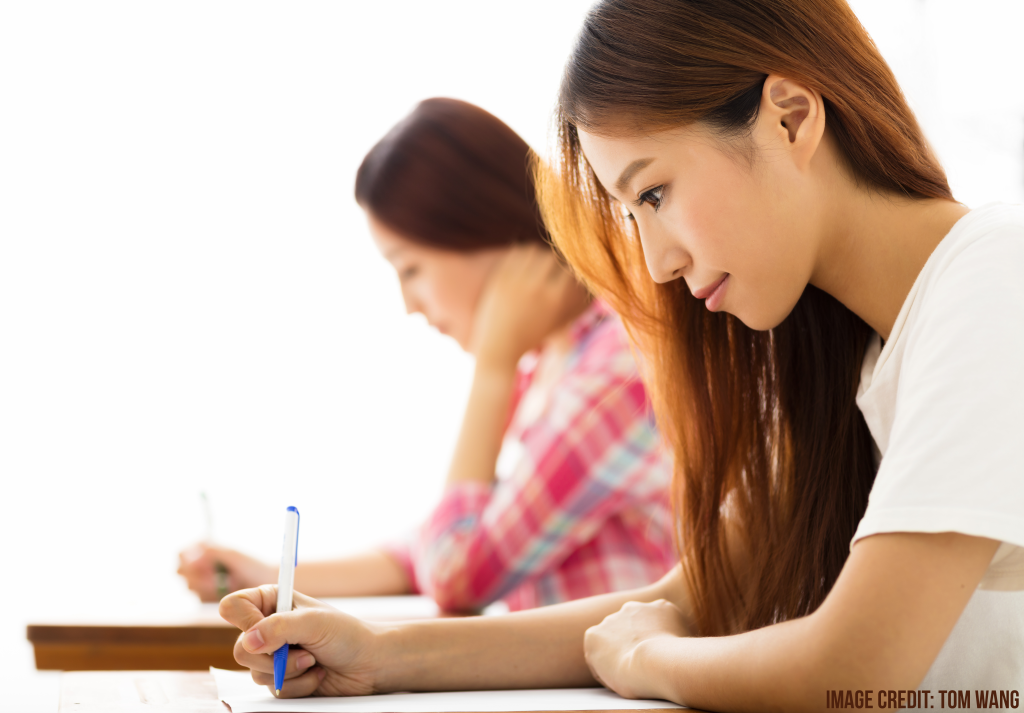 quizzing students