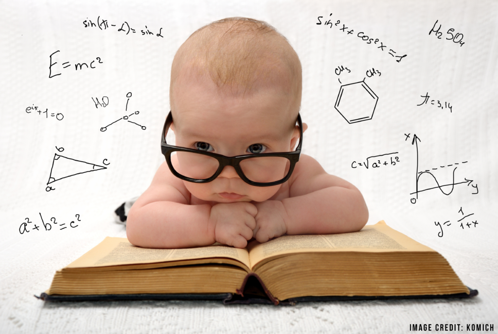 Math for Babies