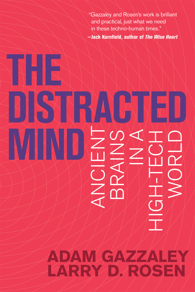 Distracted Mind Cover