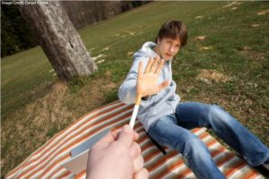 Adolescent self-control
