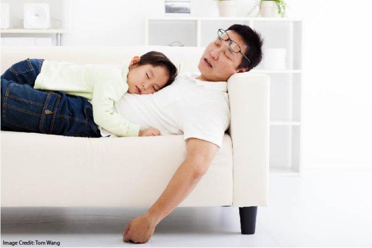 power of naps